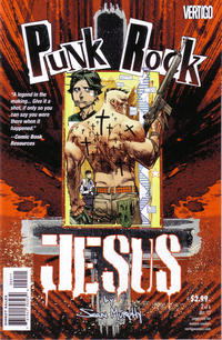 Cover Thumbnail for Punk Rock Jesus (DC, 2012 series) #2