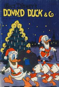 Cover Thumbnail for Donald Duck & Co (Hjemmet / Egmont, 1948 series) #49/1960
