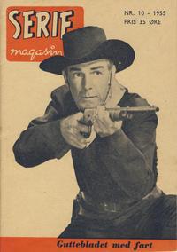 Cover Thumbnail for Seriemagasinet (Serieforlaget / Se-Bladene / Stabenfeldt, 1951 series) #10/1955