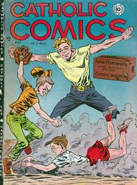 Cover Thumbnail for Catholic Comics (Charlton, 1946 series) #v3#10