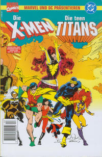 Cover Thumbnail for Marvel DC Crossover (Panini Deutschland, 1997 series) #13