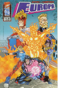 Cover Thumbnail for Europa (Marvel Italia, 1996 series) #0