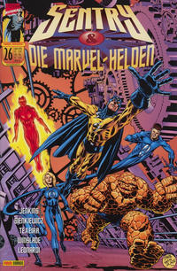 Cover Thumbnail for Marvel DC Crossover (Panini Deutschland, 1997 series) #26
