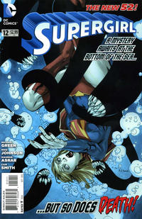 Cover Thumbnail for Supergirl (DC, 2011 series) #12