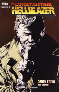 Cover Thumbnail for Hellblazer de Garth Ennis (Planeta DeAgostini, 2010 series) #1