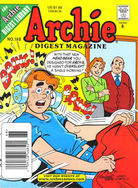 Cover Thumbnail for Archie Comics Digest (Archie, 1973 series) #168 [Newsstand]