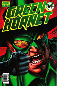 Cover Thumbnail for Green Hornet (Dynamite Entertainment, 2010 series) #21 [Cover C - Brian Denham]