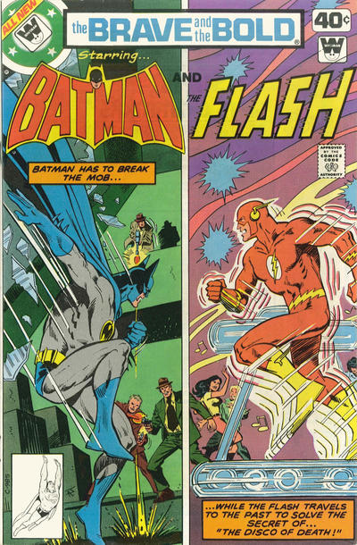 Cover for The Brave and the Bold (DC, 1955 series) #151