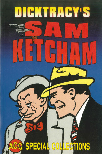 Cover for Special Collection (Avalon Communications, 2000 series) #3 - Sam Ketcham