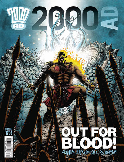 Cover for 2000 AD (Rebellion, 2001 series) #1793