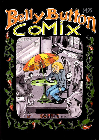 Cover for Belly Button Comix (Oog & Blik; Fantagraphics Books, Inc., 2002 series) #1
