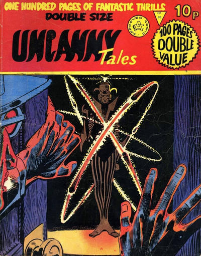 Cover for Uncanny Tales (Alan Class, 1963 series) #85