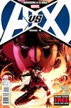 Cover for Avengers vs. X-Men (Marvel, 2012 series) #10