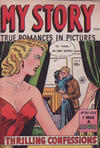 Cover for My Story (Superior Publishers Limited, 1949 series) #6