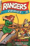 Cover for Rangers Comics (H. John Edwards, 1950 ? series) #4