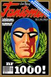 Cover for Fantomen (Semic, 1963 series) #17/1991