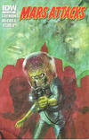 Cover Thumbnail for Mars Attacks (2012 series) #3 [Retailer incentive]