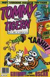 Cover for Tommy og Tigern (Bladkompaniet / Schibsted, 1989 series) #9/1992