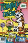 Cover for Tommy og Tigern (Bladkompaniet / Schibsted, 1989 series) #10/1992