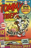 Cover for Tommy og Tigern (Bladkompaniet / Schibsted, 1989 series) #11/1992