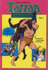 Cover for Tarzan album (Atlantic Forlag, 1977 series) #1 [1983] - Tarzan sommerspesial