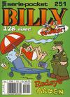 Cover for Serie-pocket (Hjemmet / Egmont, 1998 series) #251