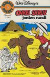 Cover for Donald Pocket (Hjemmet / Egmont, 1968 series) #5 - Onkel Skrue jorden rundt [3. opplag]
