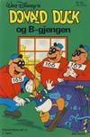 Cover for Donald Pocket (Hjemmet / Egmont, 1968 series) #6 - Donald Duck og B-gjengen [2. opplag]
