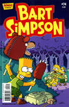 Cover for Simpsons Comics Presents Bart Simpson (Bongo, 2000 series) #74