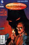 Cover for Batman Incorporated (DC, 2012 series) #3 [Chris Burnham Cover]