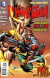 Cover for The Savage Hawkman (DC, 2011 series) #12