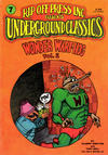 Cover for Underground Classics (Rip Off Press, 1985 series) #7