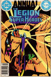 Cover for The Legion of Super-Heroes Annual (DC, 1982 series) #3 [Newsstand]