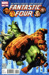 Cover for Fantastic Four (Marvel, 2012 series) #609