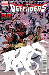 Cover for Defenders (Marvel, 2012 series) #9