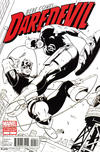 Cover for Daredevil (Marvel, 2011 series) #2 [2nd Printing]