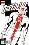 Cover for Daredevil (Marvel, 2011 series) #3 [2nd Printing]