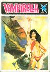Cover for Vampirella (Mehmet K. Benli, 1977 ? series) #4