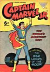 Cover for Captain Marvel Jr. (L. Miller & Son, 1950 series) #84