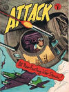 Cover for Attack (Horwitz, 1958 ? series) #11