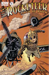 Cover for The Rocketeer: Cargo of Doom (IDW, 2012 series) #1 [Cover A Chris Samnee]