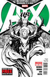 "Cover Thumbnail for Avengers vs. X-Men (2012 series) #0 [6th Printing ""Recycling"" Cover by Frank Cho]"
