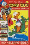 Cover for Donald Ducks Elleville Eventyr (Hjemmet / Egmont, 1986 series) #7 [Reutsendelse]
