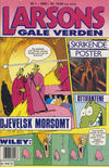 Cover for Larsons gale verden (Bladkompaniet / Schibsted, 1992 series) #1/1993