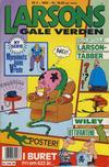 Cover for Larsons gale verden (Bladkompaniet / Schibsted, 1992 series) #2/1993