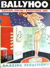 Cover for Ballyhoo (Dell, 1931 series) #v8#2