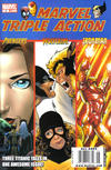 Cover Thumbnail for Marvel Triple Action (2009 series) #2 [Newsstand Edition]