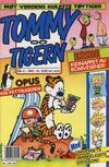 Cover for Tommy og Tigern (Bladkompaniet / Schibsted, 1989 series) #5/1993