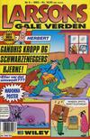 Cover for Larsons gale verden (Bladkompaniet / Schibsted, 1992 series) #3/1993