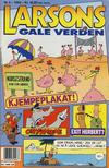 Cover for Larsons gale verden (Bladkompaniet / Schibsted, 1992 series) #4/1993
